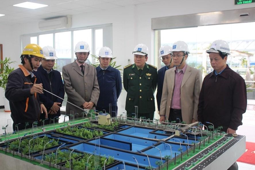 Tổng LĐLĐVN phối hợp giám sát quản lý chất thải CN tại Hà Tĩnh