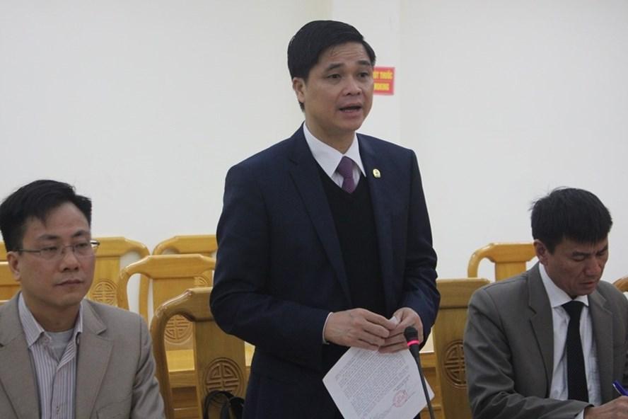 Giám sát quản lý chất thải công nghiệp tại Hà Tĩnh