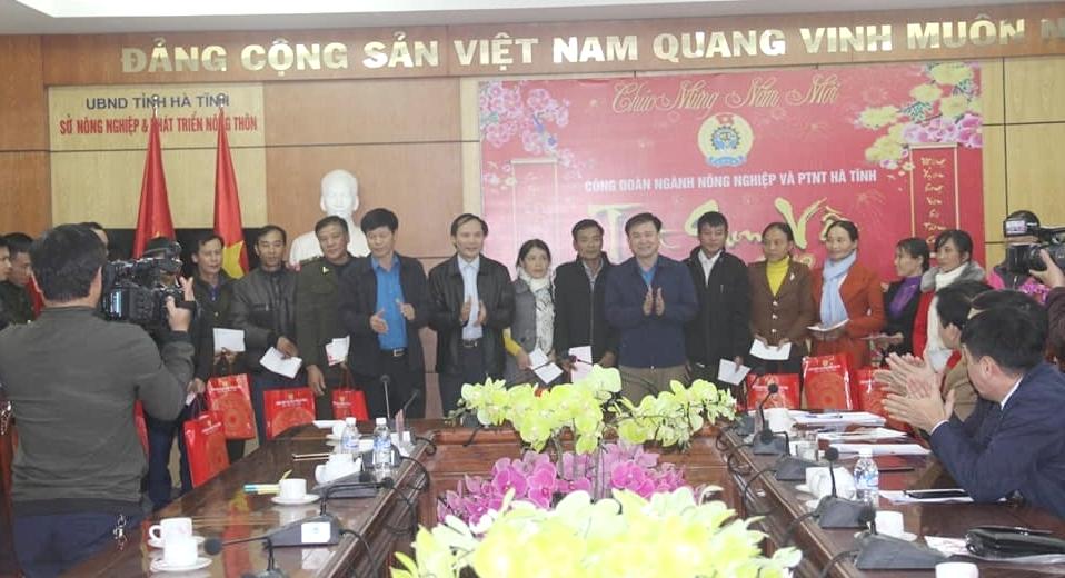 """CĐN Nông nghiệp và PTNT: Tổ chức """"Tết sum vầy"""" năm 2019"""