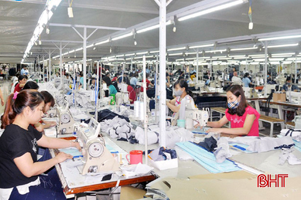 Doanh nghiệp Hà Tĩnh không lo lao động