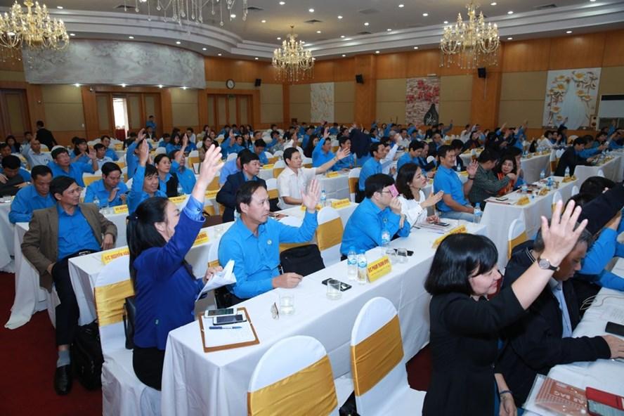 Toàn văn Nghị quyết Hội nghị lần thứ 3 BCH Tổng LĐLĐVN (khoá XII)