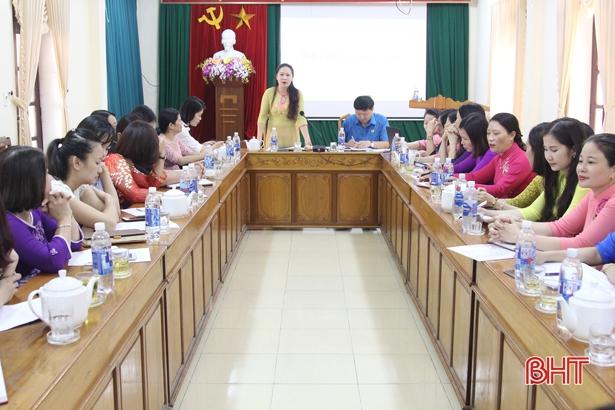 Kỹ năng, phương pháp hoạt động của Ban Nữ công CĐCS