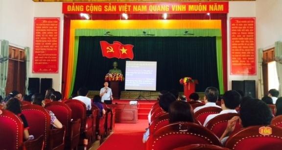 Công tác tuyên truyền, giáo dục đoàn viên, CNVCLĐ của tổ chức công đoàn