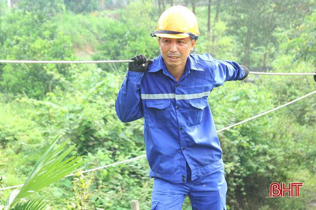 Công nhân lao động Hà Tĩnh thi đua sáng tạo và cống hiến