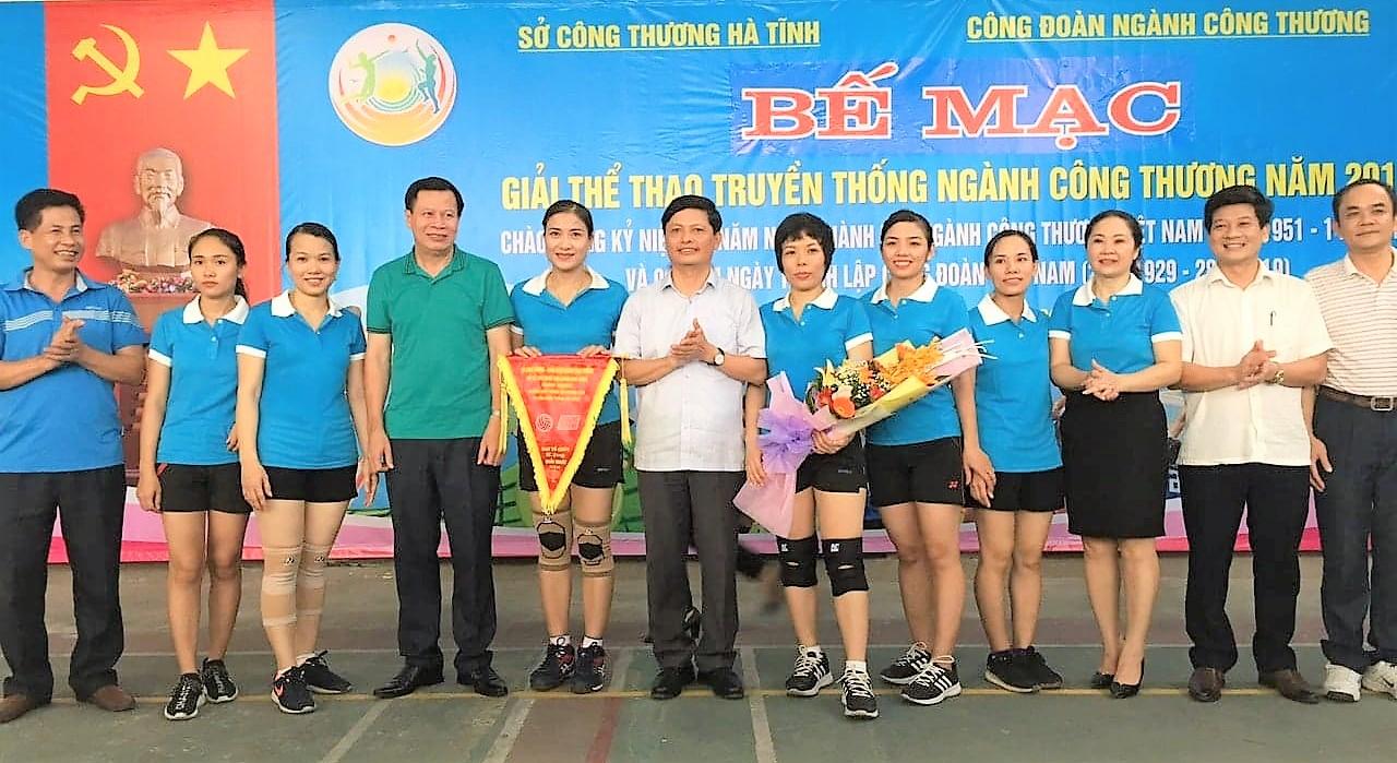 CĐN Công Thương: Phối hợp tổ chức giải thể thao truyền thống