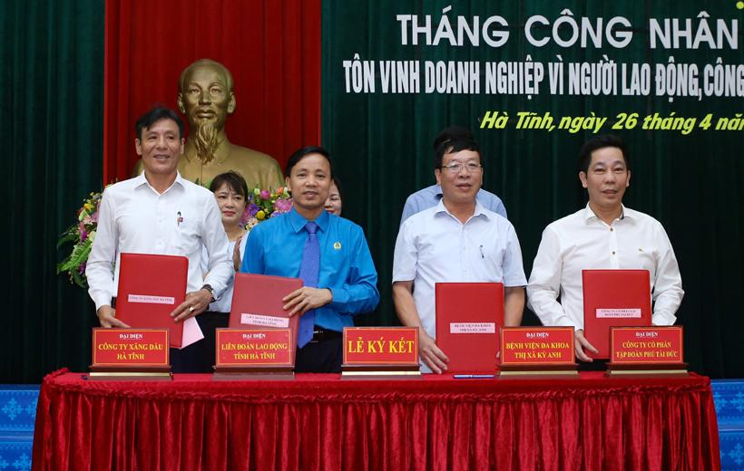 LĐLĐ tỉnh: Triển khai chương trình phúc lợi cho đoàn viên công đoàn