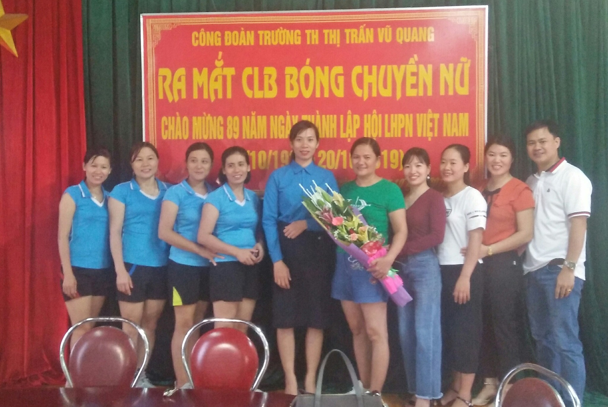 Vũ Quang: Sôi nổi các hoạt động chào mừng Ngày Phụ nữ Việt Nam 20/10