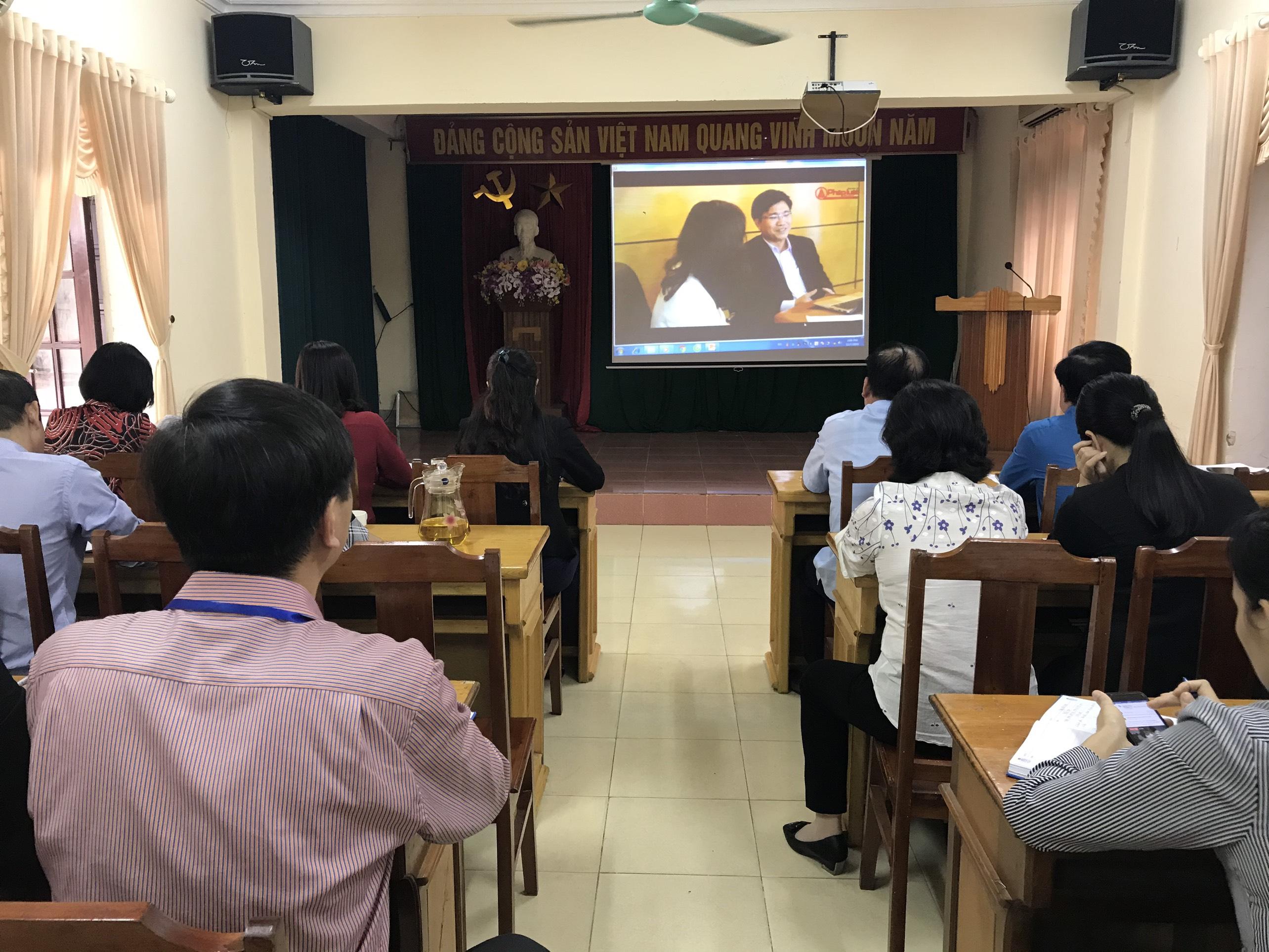 Cơ quan LĐLĐ tỉnh: Tổ chức triển khai hưởng ứng Ngày pháp luật Nước CHXHCN Việt Nam năm 2019