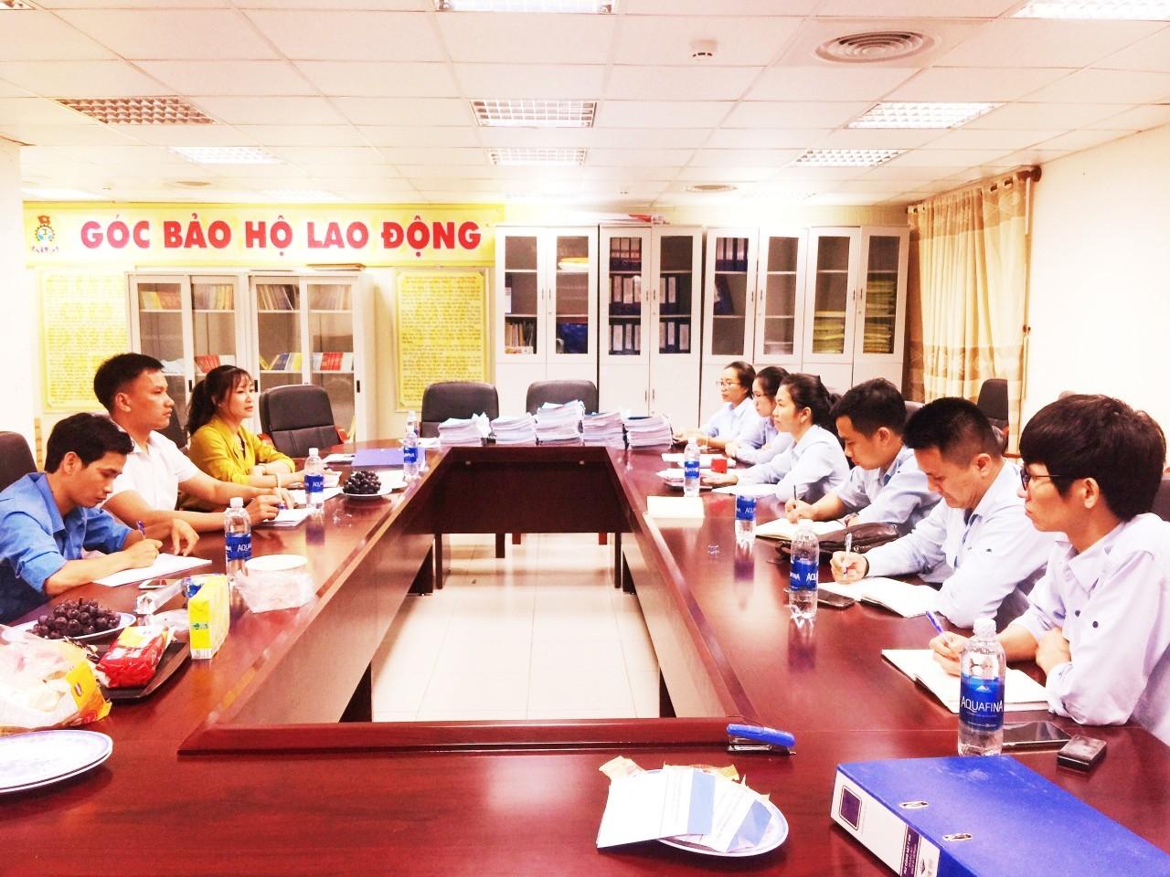Giải pháp thực hiện công tác thu kinh phí Công đoàn khu vực  sản xuất kinh doanh tại Công đoàn các Khu kinh tế tỉnh Hà Tĩnh