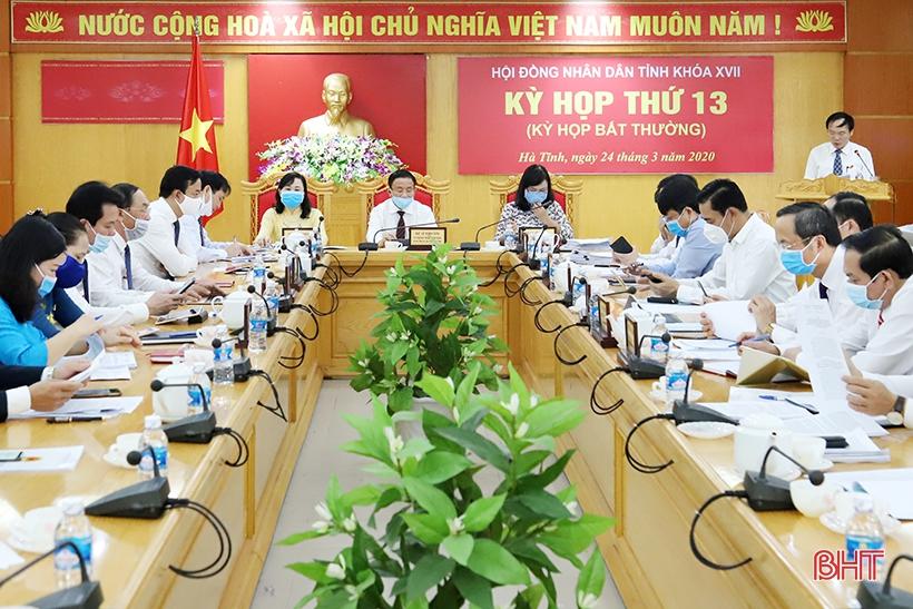 Cả hệ thống chính trị Hà Tĩnh vào cuộc phòng, chống dịch covid -19