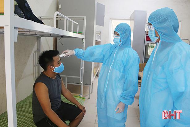 Ban Chỉ đạo phòng, chống dịch Covid-19 Hà Tĩnh: Chủ động ứng phó với mọi tình huống kịp thời, sát thực tế với tình hình dịch bệnh