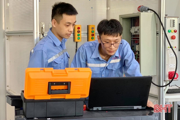 Xây dựng Trường Cao đẳng Công nghệ Hà Tĩnh đạt chuẩn quốc gia vào năm 2025