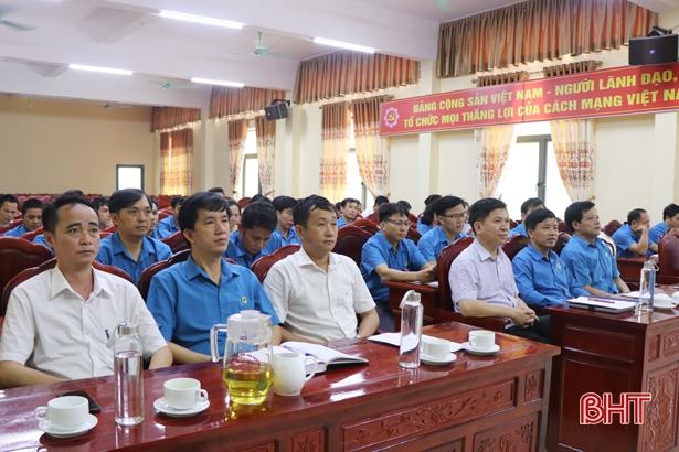 Gần 6 tỷ đồng hỗ trợ đời sống người lao động ngành Giáo dục Hà Tĩnh