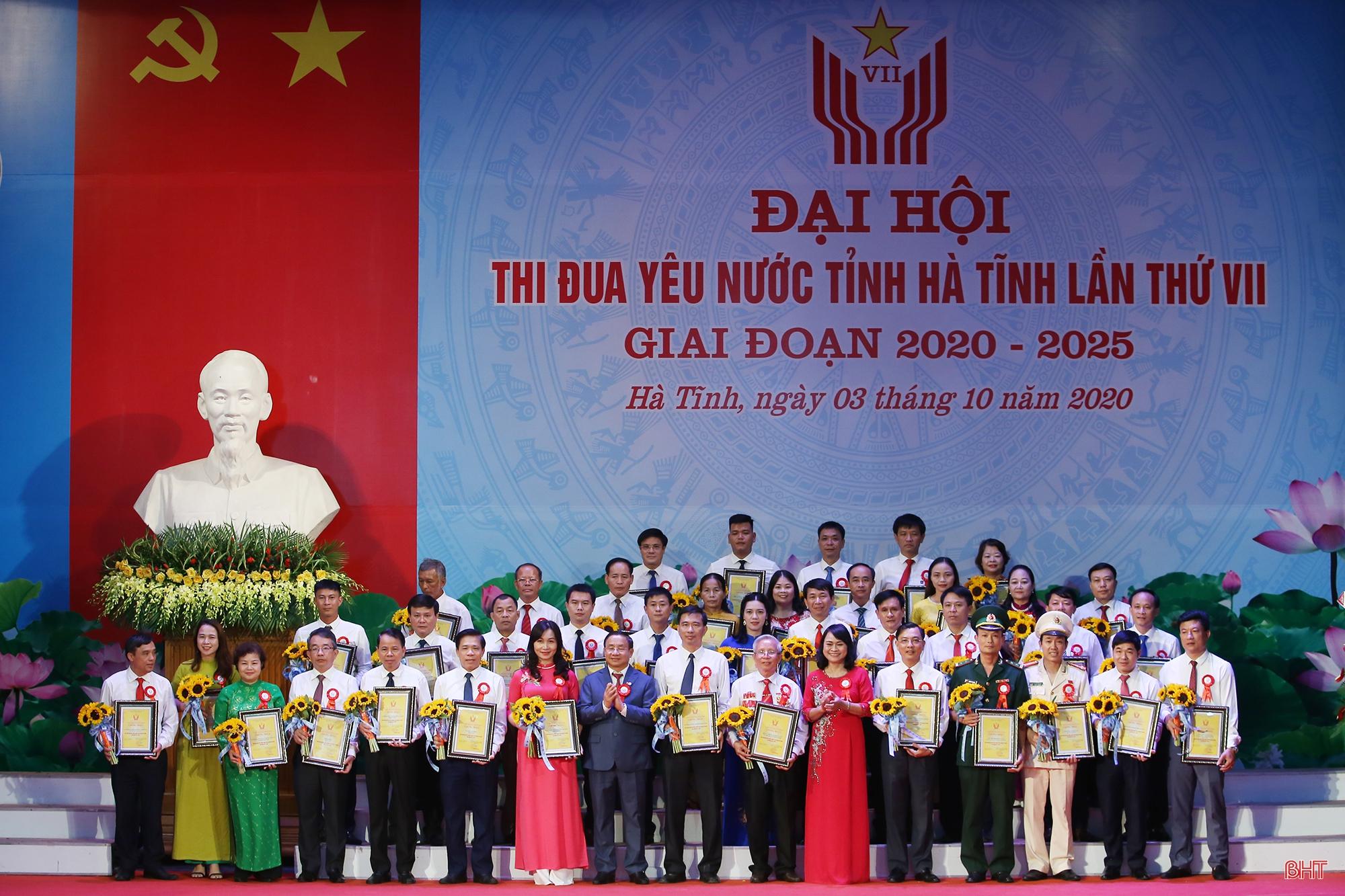 Hà Tĩnh phát động phong trào thi đua yêu nước giai đoạn 2020 - 2025