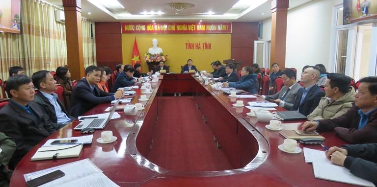 Thủ tướng Chính phủ làm việc với Tổng LĐLĐ Việt Nam, các bộ ngành và một số địa phương