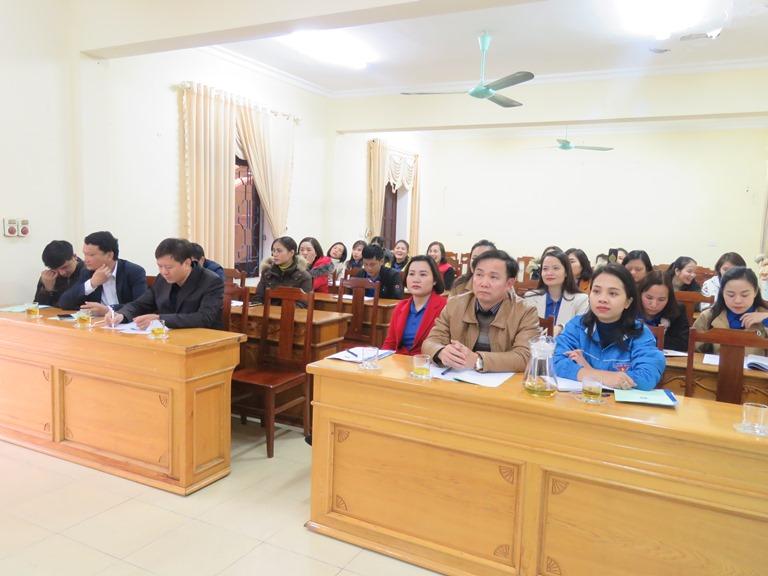 Đoàn cơ sở LĐLĐ tỉnh: Tổng kết hoạt động Đoàn và phong trào thanh niên năm 2020