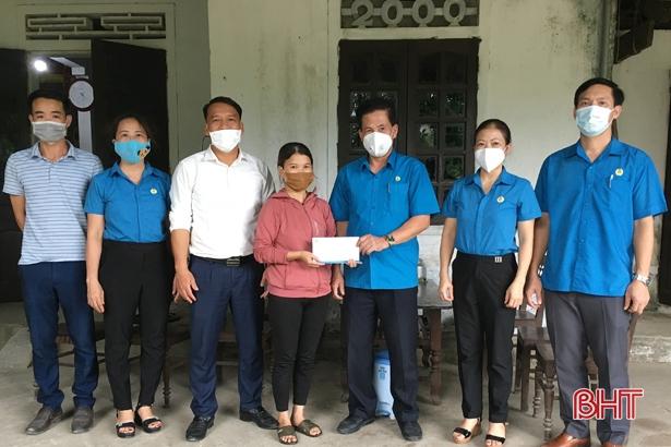 Hà Tĩnh: Nhiều hoạt động hướng đến ngày thành lập Công đoàn Việt Nam