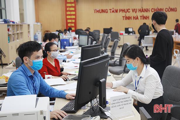 Hà Tĩnh có tốc độ phát triển doanh nghiệp thuộc tốp đầu cả nước