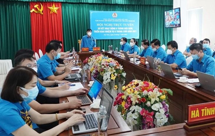 Công đoàn 6 tỉnh Bắc Trung bộ - Cơ hội học tập kinh nghiệm, nâng cao chất lượng hoạt động Công đoàn