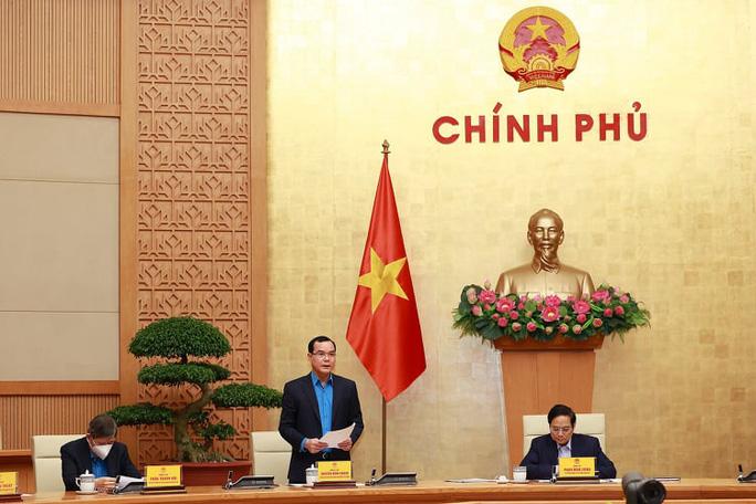 Tổng Liên đoàn kiến nghị với Thủ tướng nhiều chính sách về nhà ở cho công nhân