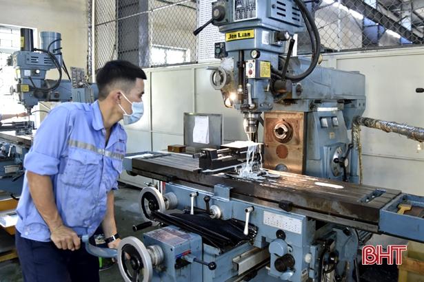 Các trường nghề ở Hà Tĩnh đã tạo được niềm tin cho học sinh