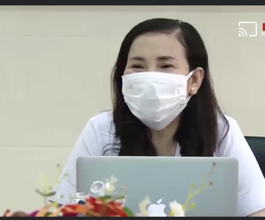 Nữ Bác sỹ điển hình với nhiều sáng kiến phục vụ ngành y