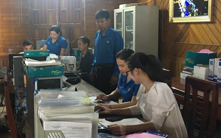 Hương Khê: Tập trung thu 2% kinh phí công đoàn tại các...