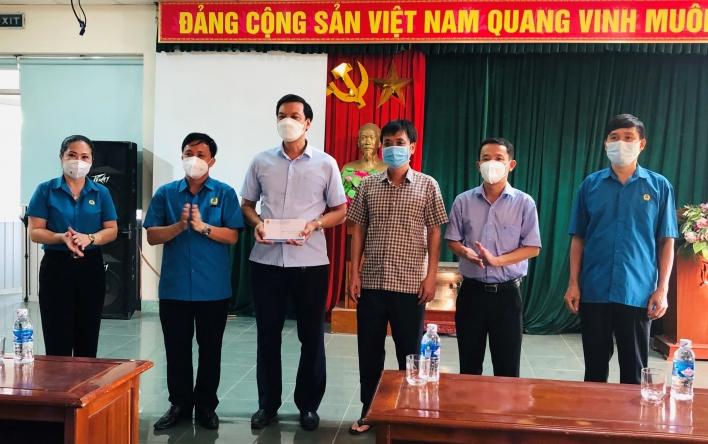 Công đoàn Hà Tĩnh đồng hành cùng doanh nghiệp, người lao...