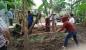 Công đoàn huyện Lộc Hà chung sức xây dựng Nông thôn mới