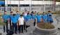 Đoàn đại biểu BTV LĐLĐ tỉnh: Dâng hương, báo công tại Khu lưu niệm đồng chí Nguyễn Đức Cảnh
