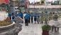 Nghi Xuân: Dâng hương tại Khu lưu niệm đồng chí Nguyễn Đức Cảnh