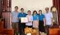 CĐN Y tế: Trao Bằng khen Công đoàn Y tế Việt Nam cho con CNVCLĐ