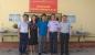 Công đoàn Giáo dục Hà Tĩnh: Gắn biển công trình chào mừng Đại hội Đảng các cấp