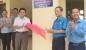 Cẩm Xuyên: Gắn biển công trình chào mừng Đại hội Đảng các cấp