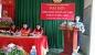 LĐLĐ Thành phố chỉ đạo CĐ Trường MN Đồng Môn tổ chức đại hội sau sáp nhập