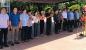 CĐCS Ban Nội chính Tỉnh ủy: Thắp hương tri ân các anh hùng liệt sỹ