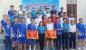 Hương Sơn: Giải bóng chuyền nam chào mừng Kỷ niệm 91 năm Ngày thành lập CĐVN