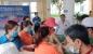 CĐ trường MN Thạch Châu: Tổ chức chương trình bữa ăn dinh dưỡng cho bệnh nhân nghèo