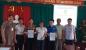 Trường TH Thịnh Lộc: Kết nạp đoàn viên vào tổ chức Công đoàn Việt Nam