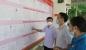 Lãnh đạo LĐLĐ tỉnh kiểm tra công tác chuẩn bị bầu cử tại một số địa phương