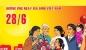 Tuyên truyền kỷ niệm 20 năm Ngày Gia đình Việt Nam và triển khai Tháng hành động quốc gia phòng, chống bạo lực gia đình